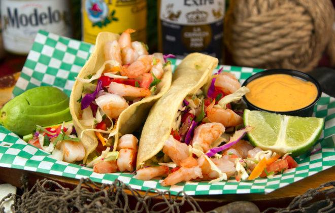 Tacos-de-Camaron-Dorados